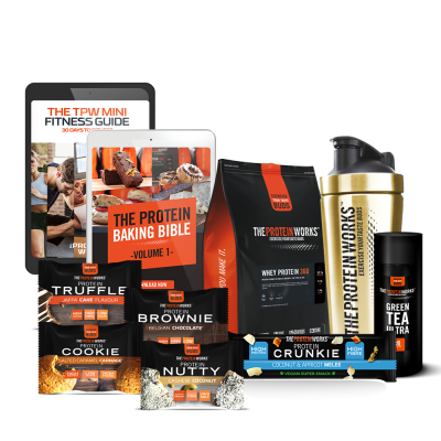 O2 Priority Protein Power Pack