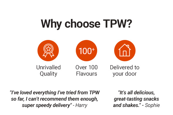 WHY CHOOSE TPW