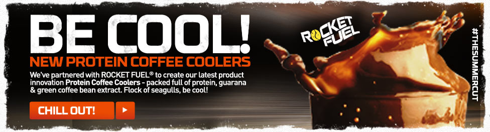 New Protein Coffee Coolers