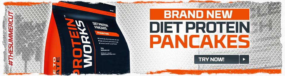 New Diet Protein Pancakes