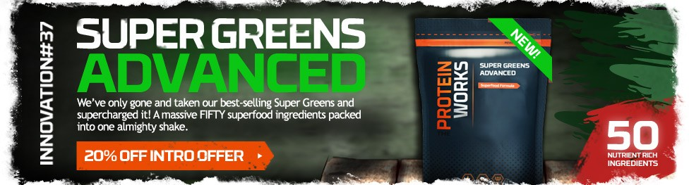 New Super Greens Advanced