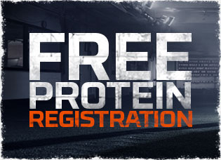 Register Now for your Free Protein