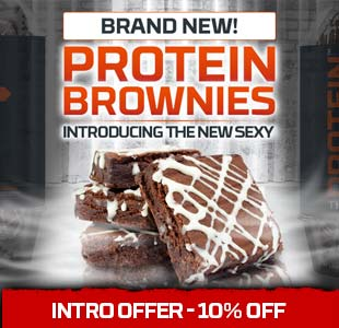 New Protein Brownies