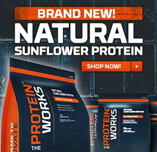 New Natural Sunflower Protein