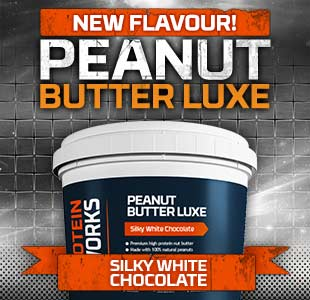 New Peanut Butter Luxe