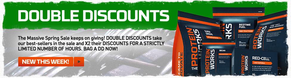 Double Discounts