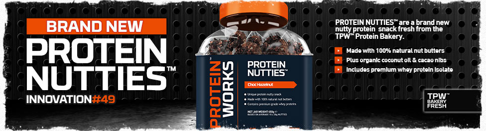 Brand New Protein Nutties