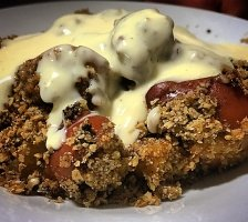 Winter Spiced Protein Apple Crumble Recipe