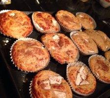 Apple & Cinnamon Protein Muffin Recipe