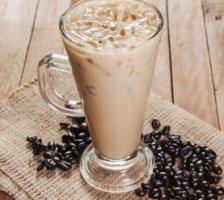 Vegan Chocolate Protein Iced Coffee Recipe
