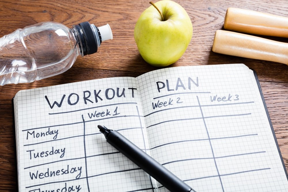 Starting Your Own Training Plan