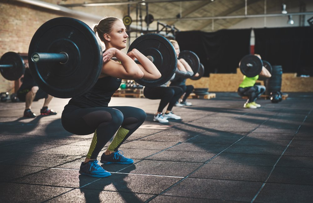 Ladies Who Lift: Why Weights Won't Make You Massive