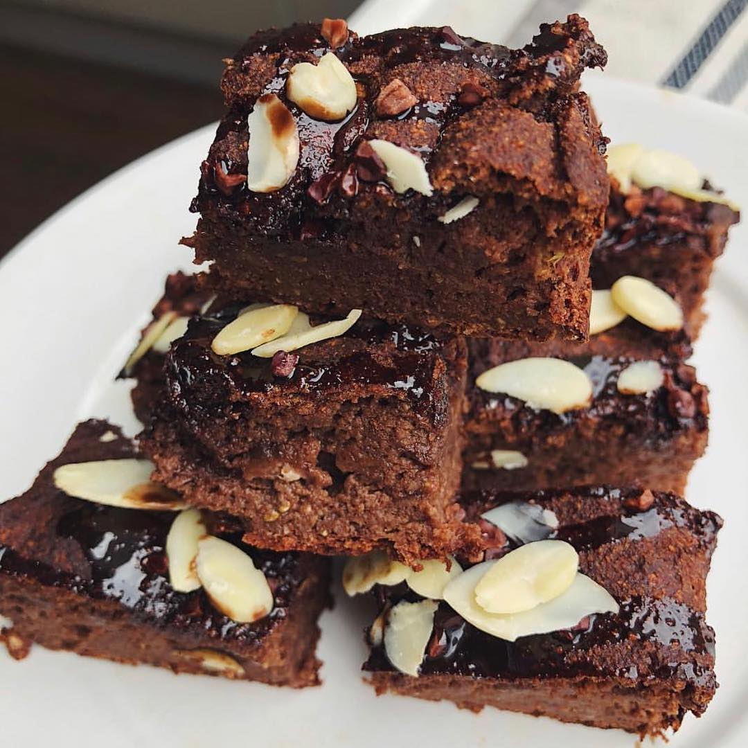 High Protein Chocolate Fudge Brownies Recipe