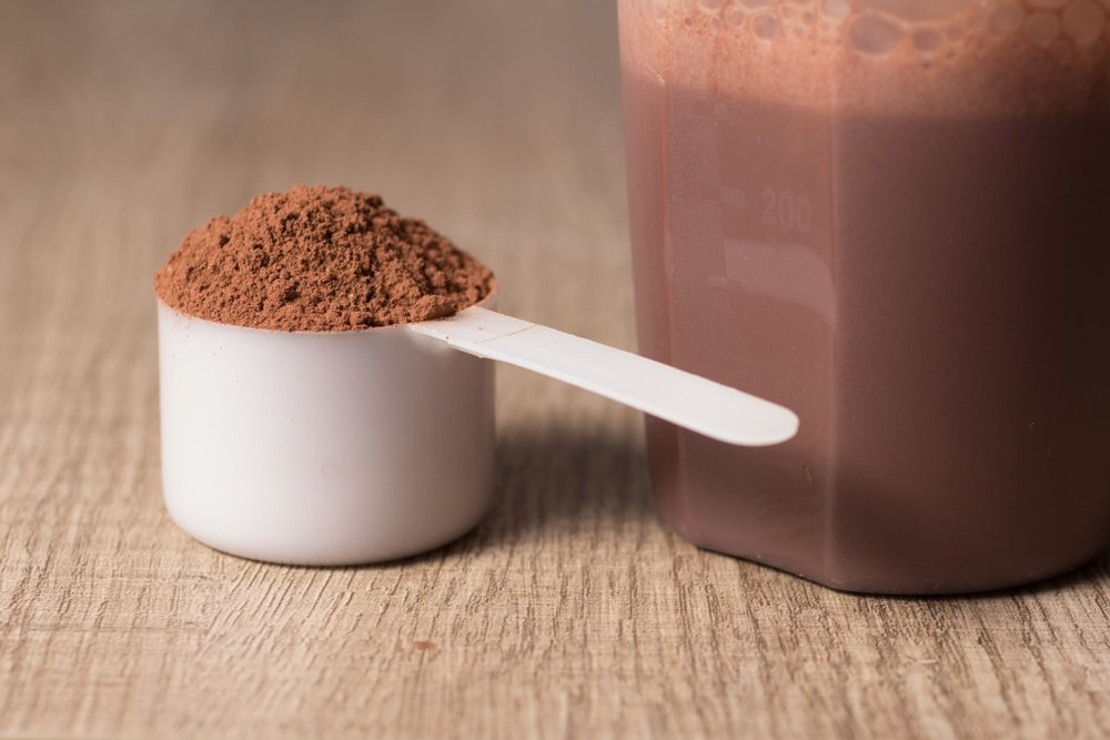 Chocolate Protein Powders