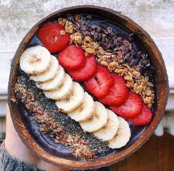 Morning Smoothie Bowl Recipe