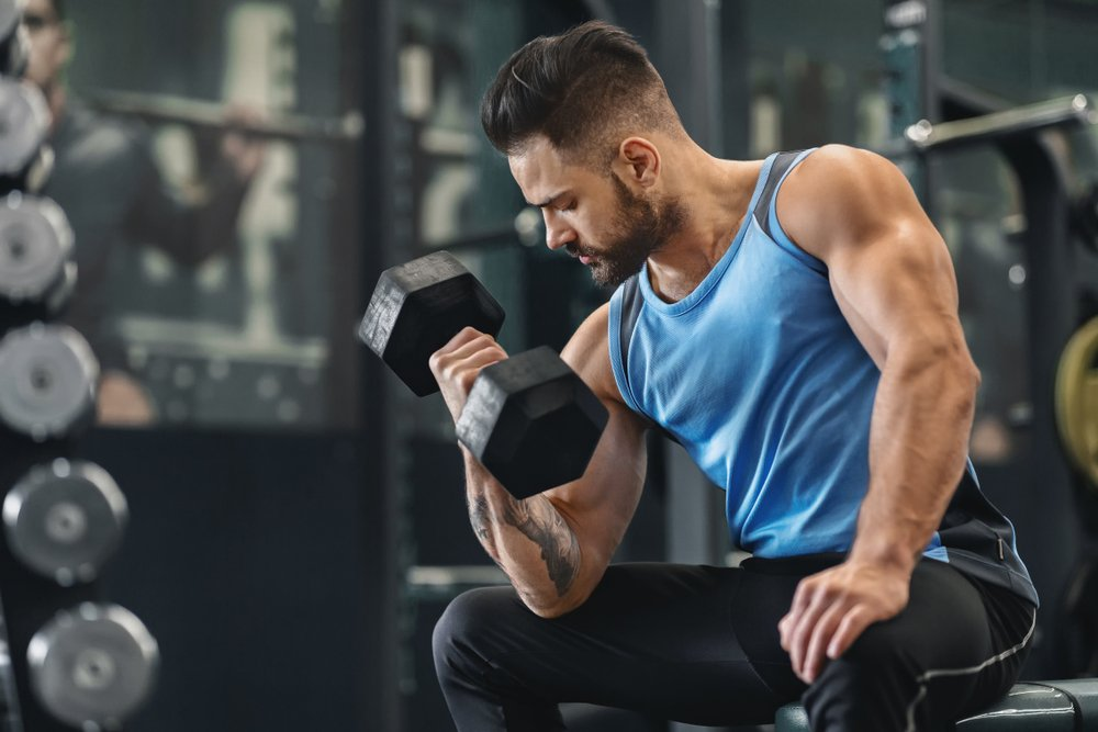 Top 10 Best Dumbbell Exercises To Target Your Full Body