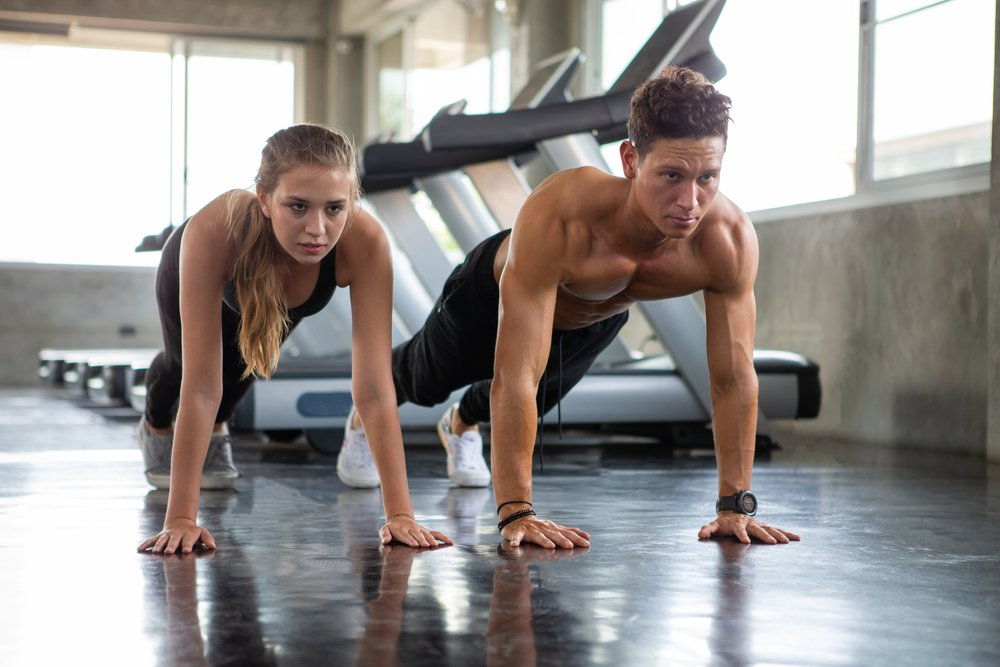 The Best Equipment Free Workouts You Can Do In The Gym